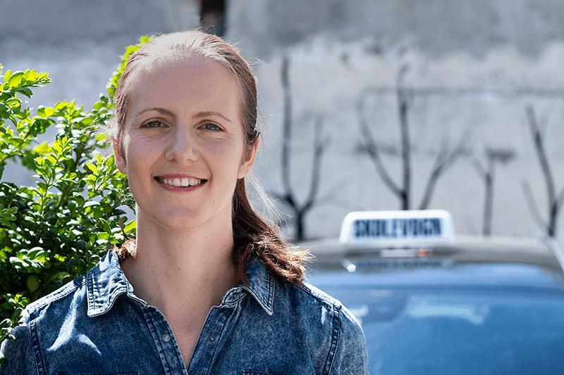 Lisbet Lynge - Kørelærer i Silkeborg